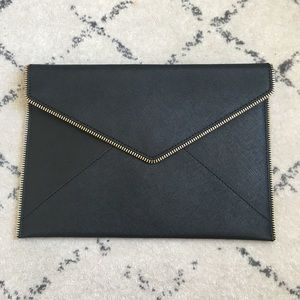 Rebecca Minkoff Leo Saffiano Envelope Clutch